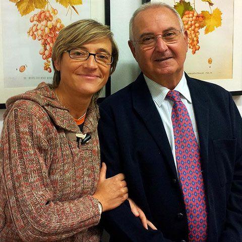 Con el maestro Don Pepe Alba en el Curso de Capacitación del IMIDRA