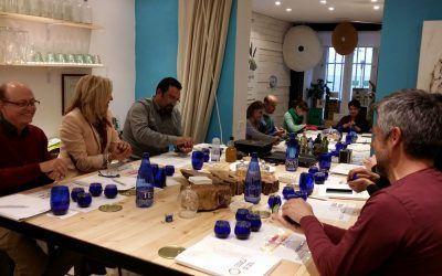 27 marzo. Curso Iniciación a la cata de los aceites de oliva