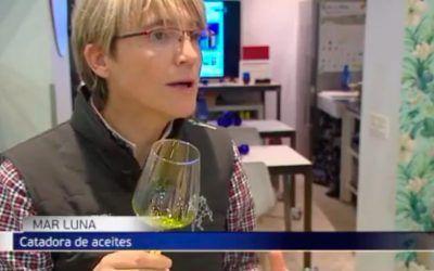 Hablando del AOVE en Informativos Telecinco