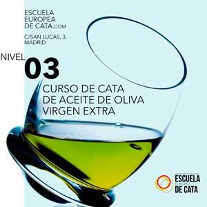 experto en cata del aceite de oliva virgen extra