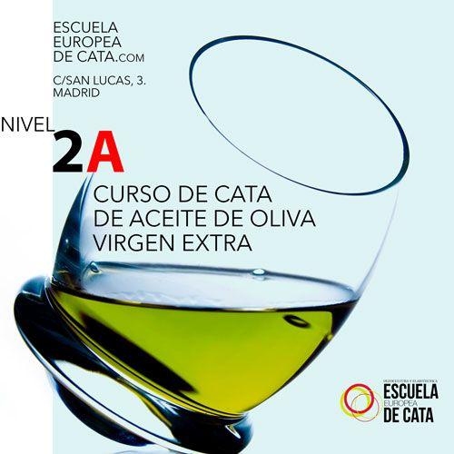 CATA DE ACEITE DE OLIVA VIRGEN EXTRA NIVEL 2