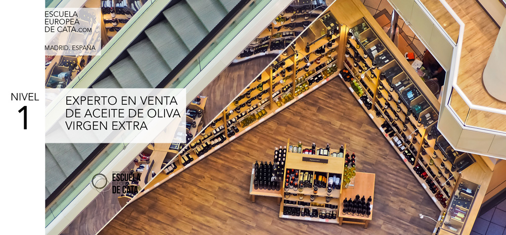 CURSO EXPERTO EN VENTA DE ACEITE DE OLIVA VIRGEN EXTRA. Nivel 1