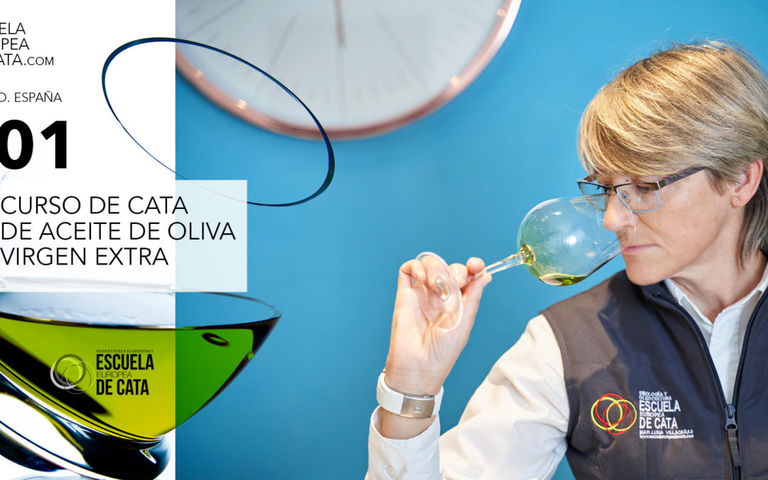 Curso online de cata de aceites de oliva