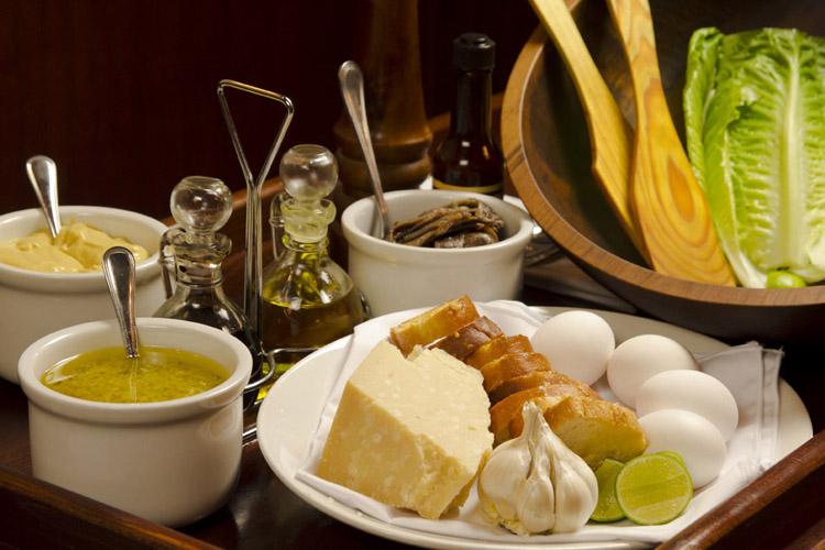 ingredientes ensalada cesar
