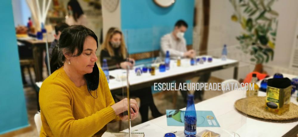 Nivel 1 Cata de Aceites de Oliva 6 FEBRERO 2021